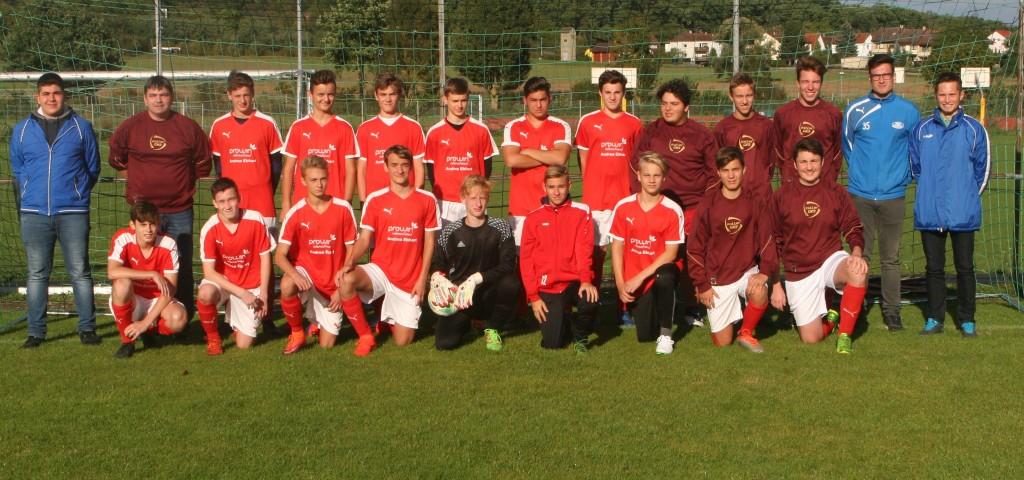 SG_TSV B-Jugend