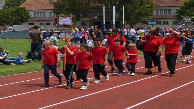 Bericht vom Gaukinderturnfest 2014