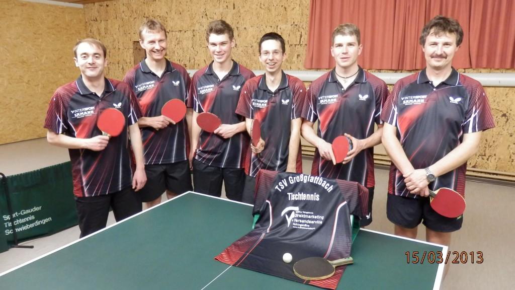 v.L. Timo Krauth, Harald Klingel, Jakob Schachtl-Rieß, Michael Grimmeisen, Matthias Enz, Markus Klingel