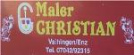 Maler Christian